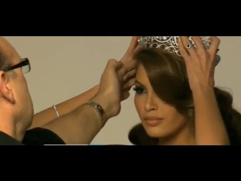 Miss Universe 2013, Gabriela Isler en su primer Photoshoot oficial con Fadil Berisha