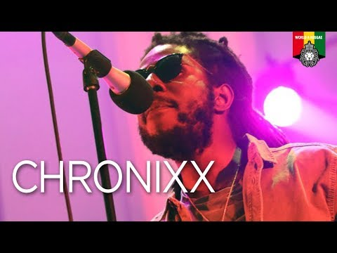 Chronixx Live in Amsterdam, August 2017
