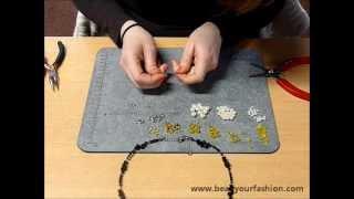 Schmuck herstellen - DIY Projekt 6: Eine klassische und schicke Kette herstellen Thumbnail