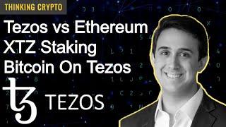 Interview: Arthur Breitman CoFounder Tezos - XTZ Staking, Tezos vs Ethereum, Bitcoin on Tezos tzBTC