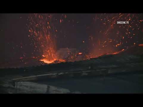 FlorenceFirestone: 2nd Alarm Fire