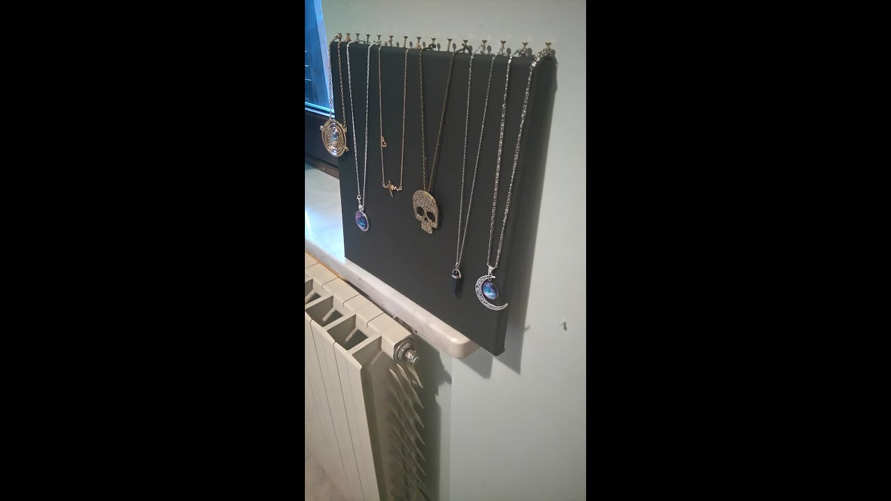 Espositore gioielli fai da te qp16 regardsdefemmes - Portagioielli fai da te ...
