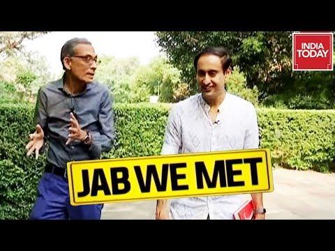 Abhijit Banerjee, Nobel Laureate  In Conversation With Rahul Kanwal | Jab We Met