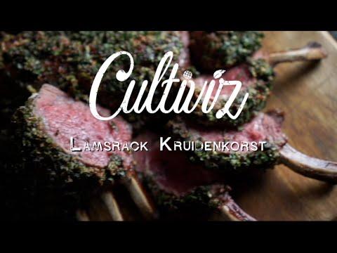 Lamsrack met kruidenkorst | Cultiviz