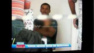 apresentador Marcelo Rezende paga mico ao vivo no cidade alerta
