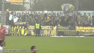 VfB Auerbach - VFC Plauen 1:0 (1:0), Regionalliga Nordost 2013/2014, 27. Spieltag