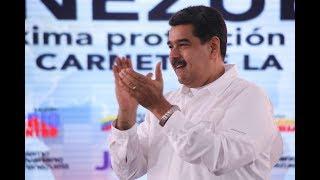 Nicolas Maduro Se Reúne Con Misión Parto Humanizado 13 Noviembre 2018