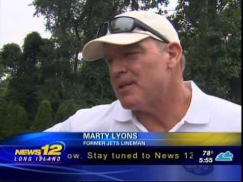 Marty Lyons Celebrity Golf Classic on News12