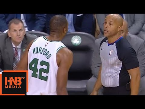 Al Horford Fouled Out / Celtics vs Heat