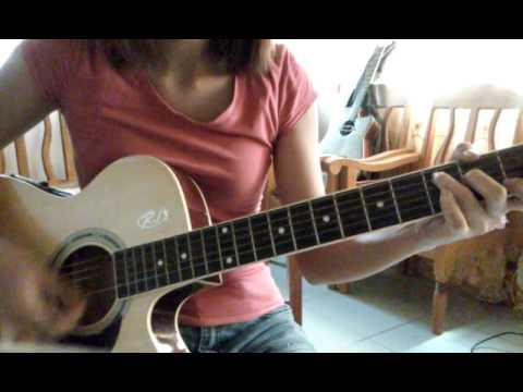 「Heartache」  E OK ROCK Acoustic  + Lyrics