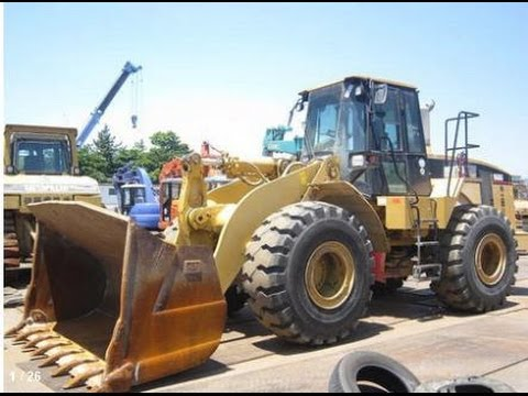 Buying & Selling of Used / Recondition Heavy Equipment