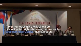 Philippine Arena Chosen For 2019 Sea Games Opening