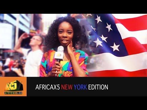 Africax5.tv New York Edition (Intro)