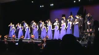 The Foundations ~ Build me up Buttercup (Choir)