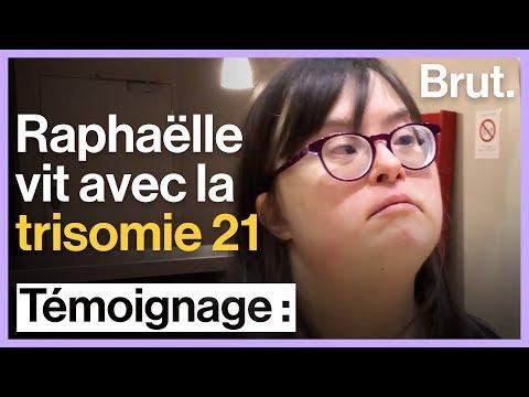 Raphaëlle Est Comédienne Et Vit Avec La Trisomie 21