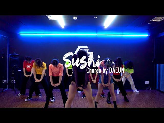 EZDANCE I 동탄점 I 이지댄스 I Merk & Kremont - Sushi I WAACKING I CHOREO by DAEUN