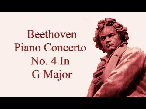 Beethoven - Piano Concerto No. 4 In G Major