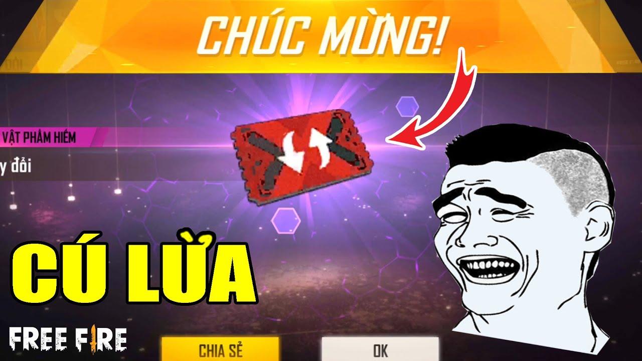 Pha Chức Mừng Cú Lừa Kìa, Thử Lấy Top 1 Squid Game Free Fire Nhận Gói Vược Ngục FREE