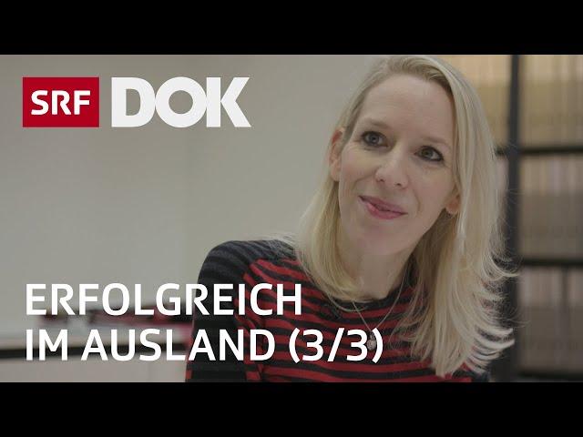 Wenn Leidenschaft auf harte Arbeit trifft | Schweizer Erfolgsgeschichten (3/3) | Doku | SRF DOK