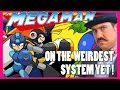 Megaman On the Weirdest System Yet!  - Top Hat Gaming Man