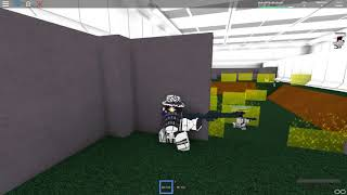 Roblox-training at CRA    Kamino Training Outpost Pt.2