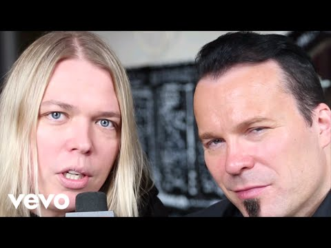 Apocalyptica - Toazted Interview 2014 (part 1)