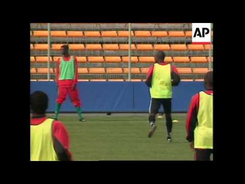 WRAP Adds file of Senegal striker arrested for alleged jewellery theft