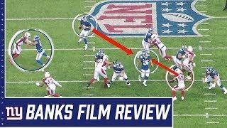 Breaking Down Key Plays from Giants vs. Cardinals: Week 7