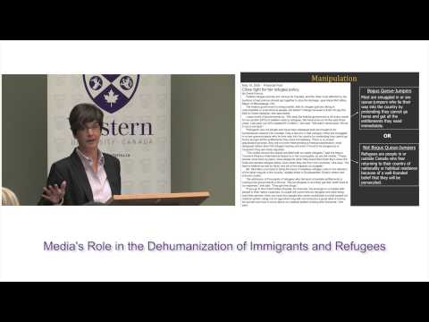 Media's Role in the Dehumanization of Immigrants and Refugees