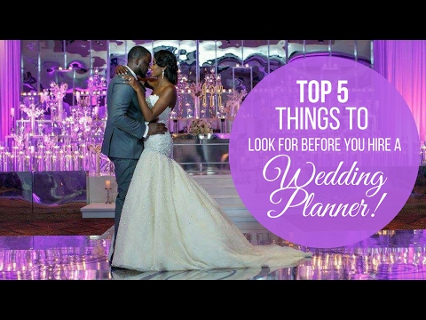 Top 5 Things To Look for Before You Hire a Wedding Planner - Wedding Reviews Episode 2