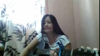 "Singing ""Beautiful In White"" (Guitar)"
