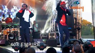 Download 408 Empire Performs Muntumine Phone, Kulechitana and Fwedede at Mosi DOT19 Mp3 and Videos