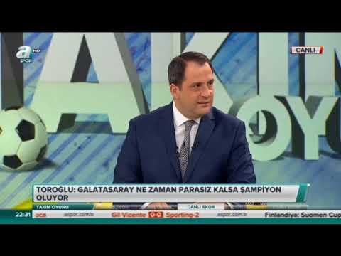 'Cengiz Ünder Barcelona'ya gidecek' Erman Toroglu iddali konusdu