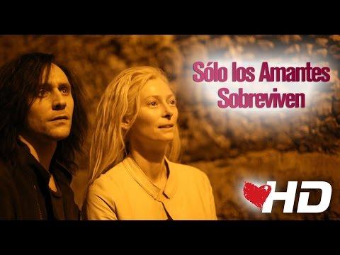 SÓLO LOS AMANTES SOBREVIVEN - Tráiler oficial de la película.