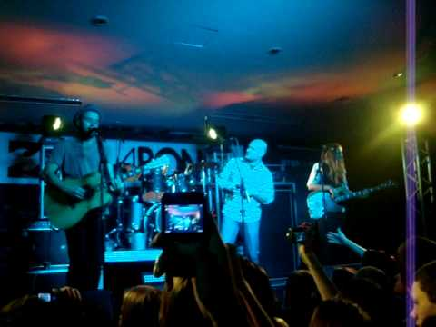 The Beautiful Girls - Cash Money (live at Curitiba)