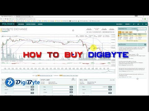 How to buy Digibyte