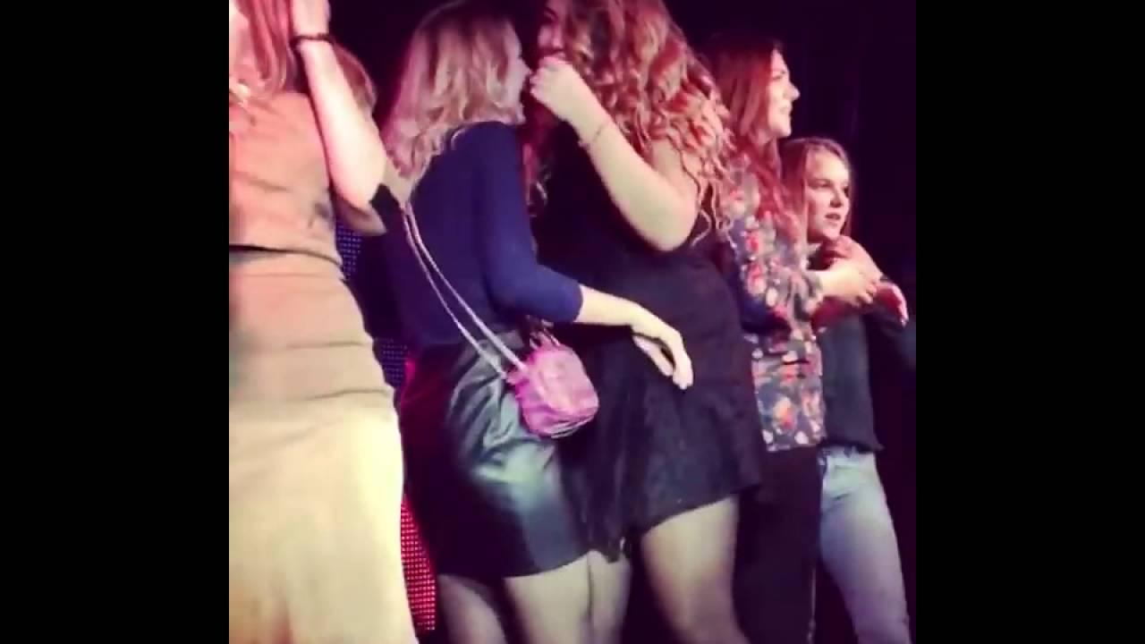 Сиськи девушек видео посвящение в свинг клуб беспредел
