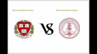 Harvard vs Stanford