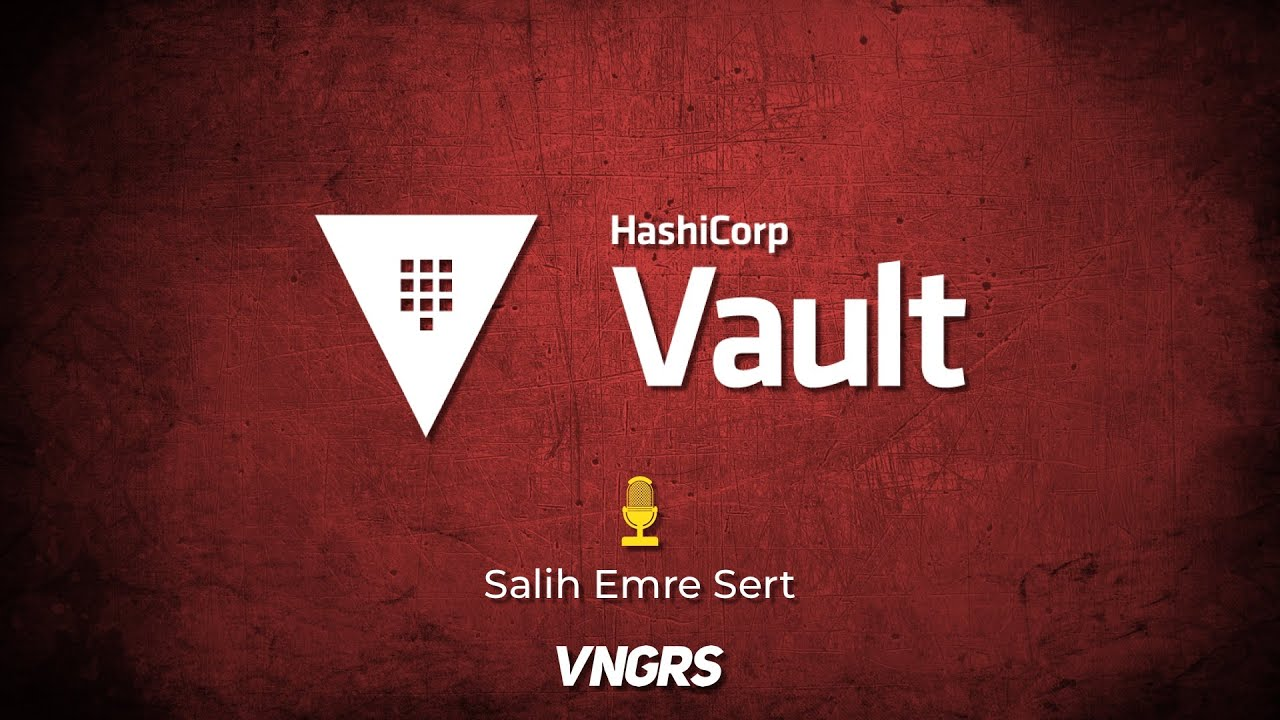 Vault by hashicorp youtube for Vault hashicorp
