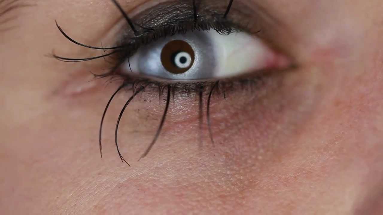 Crazy Mirror Silver Contact Lenses Eyesbright Com Youtube
