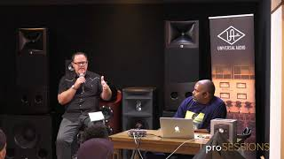 Che Pope talks what gear he uses and working with Dr. Dre at proSESSIONS | Westlake Pro