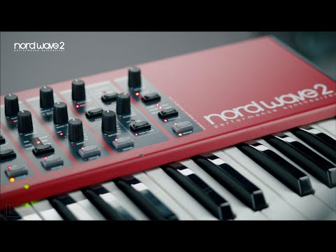 Introducing the Nord Wave 2