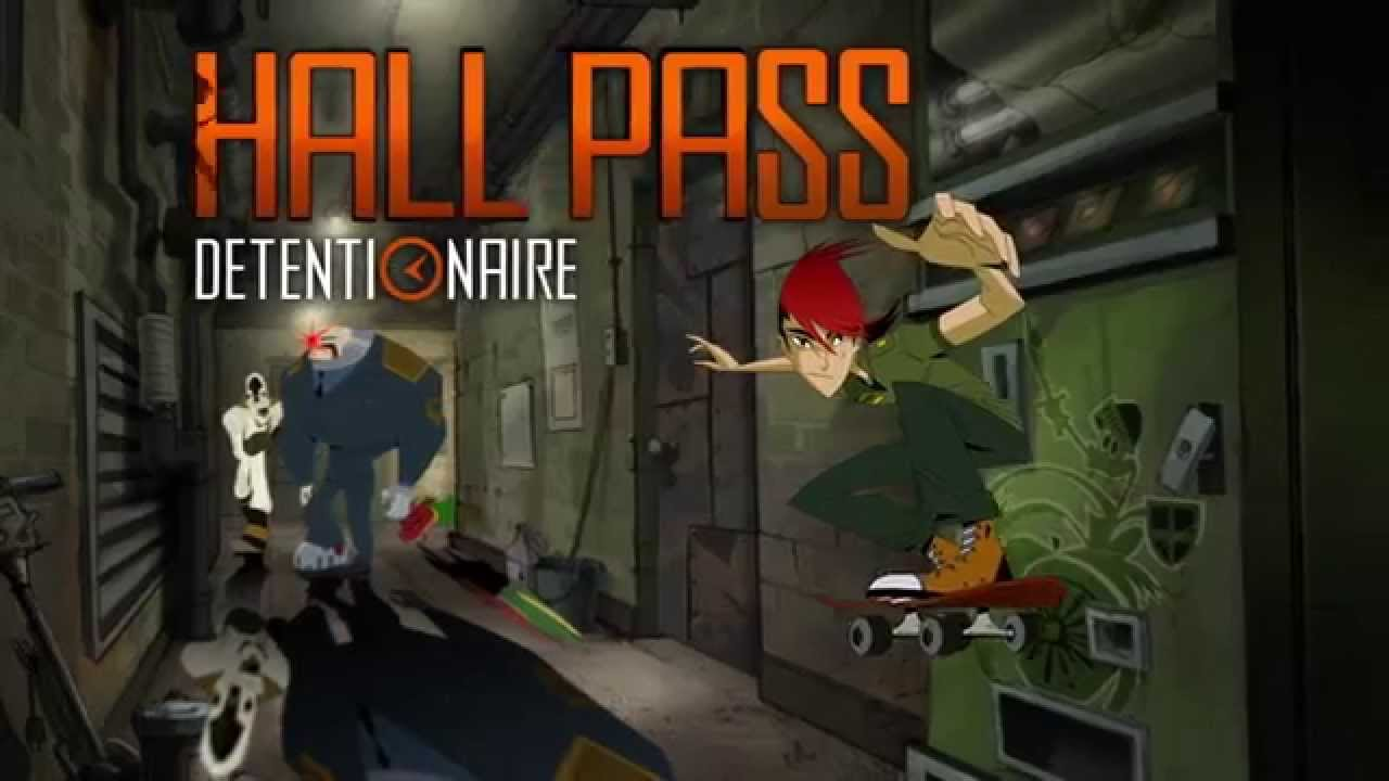 Detentionaire Hall Pass Official Game Trailer Youtube