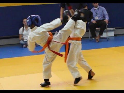 kids kyokushin karate fast knockout 6 years oroshi kakato