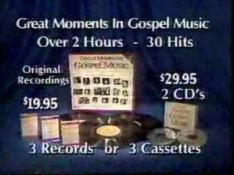 Great Moments in Gospel Music collection