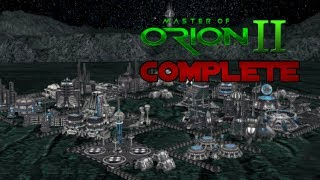 Master of Orion II: Battle at Antares [FULL] (23/04/19)