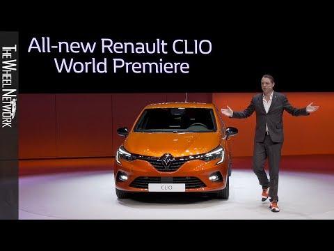 Renault Clio – 2019 Geneva Motor Show