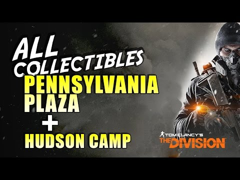 The Division | All Collectibles for Pennsylvania Plaza and Hudson Camp