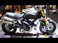 2018 Ducati Scrambler 1100 Sport - Walkaround - 2017 EICMA Milan Motorcycle Exhibition