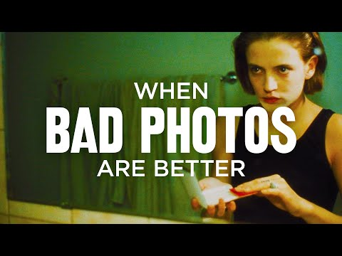 Wabi-sabi: When BAD PHOTOS are BETTER
